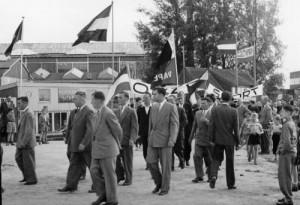 1955 optochtSlobbengors
