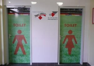 Kantine toilet 2