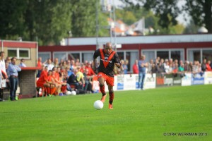 Jay Luciano in actie