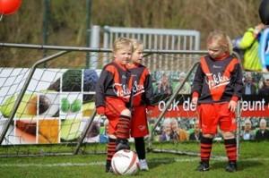 Meisjes kunnen ook voetballen