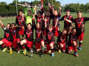 D3 wint toernooi HVC'10