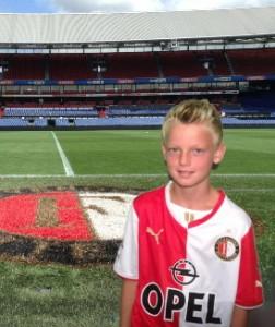 Guus Baars Feyenoord
