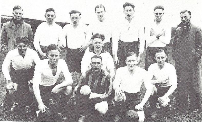 voetbal jaren 50