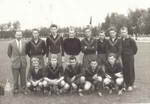Teamfoto 1960 Foto Fam.Stam
