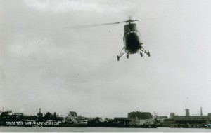 Testvlucht helikoptervlucht 1965