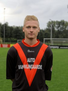 Joey van der Net 7 september 2014