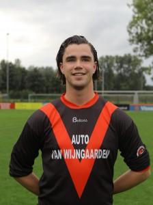 Joey van der Voort 7 september 2014