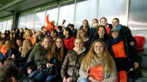 VVP-vrouwen bij Oranje - Schotland C
