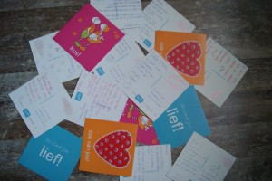Valentijnskaarten A