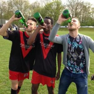 B2 kampioen 2 mei 2015 A