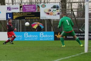 Papendrecht - SC Feyenoord 12-12-2015 B