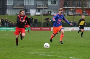 Papendrecht - SC Feyenoord 12-12-2015 D