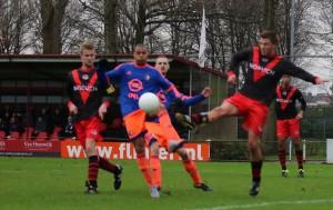 Papendrecht - SC Feyenoord 12-12-2015 E
