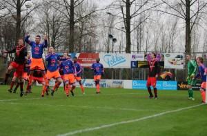Papendrecht - SC Feyenoord 12-12-2015 F