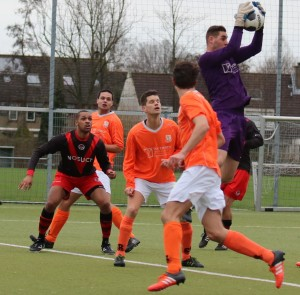 Soccer Boys - Papendrecht 30-01-2016 C
