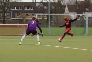 Soccer Boys - Papendrecht 30-01-2016 E
