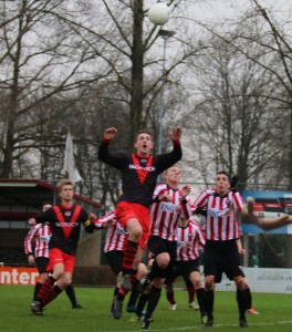Papendrecht - Groote Lindt 13-02-2016 E