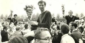Zondag1 kampioen 10 mei 1970