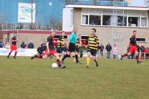 Papendrecht - Lombardijen 19-03-2016 F
