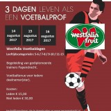Ook dit jaar de Westfalia Voetbaldagen bij VV Papendrecht