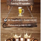 Oktoberfeest op 30 september