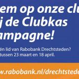 Stem op VV Papendrecht bij Rabobank Clubkas Campagne