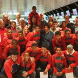 Delegatie VV Papendrecht naar Zuid-Afrika
