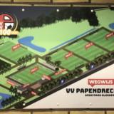 Nieuwe overzichtsborden VV Papendrecht