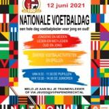 Nationale Voetbaldag op 12 juni