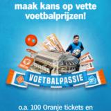 Spaar voor onze club bij Albert Heijn