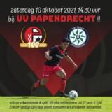 Voorbeschouwing Papendrecht – Neptunus-Schiebroek op 16 oktober